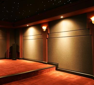Soundproof Home Theatre Doors